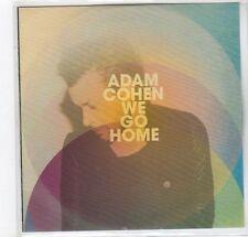 (GF69) Adam Cohen, We Go Home - 2014 DJ CD