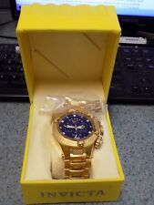 INVICTA 17626 MEN'S  50mm SUBAQUA NOMA V SWISS MADE QUARTZ CHRONOGRAPH BLUE DIAL