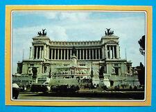 RISORGIMENTO ITALIANO 1969-Figurina Panini-N°269-MONUMENTO A VITT.EMANUELE 2-rec