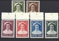BELGIUM 1953 BELGIAN RED CROSS VF MH/MNH