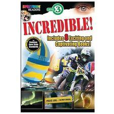 Incredible! Reader, Grades 1 - 2 (Spectrum® Readers), Domnauer, Teresa, Kenah, K