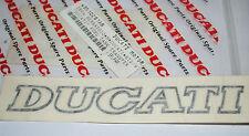 autocollant Logo de réservoir Ducati ST2 neuf