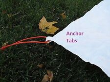 8 Dupont Tyvek Self-Adhesive Anchor Loops for KoverRoos outdoor furniture covers