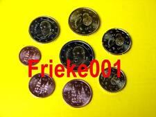 Spanje - Espagne - 1 cent tot 2 euro 2010 unc.