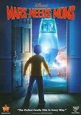 Mars Needs Moms (DVD, 2011)