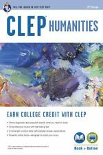 REA CLEP® Humanities by Robert Liftig and Marguerite Barrett
