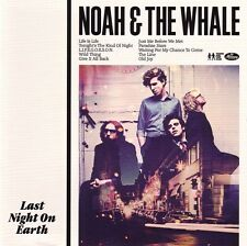 Noah & the Whale - Last Night on Earth (2011)  CD NEW/SEALED  SPEEDYPOST