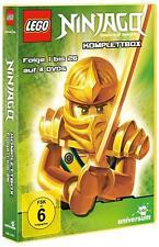 Filme auf DVD und Blu-ray TV Serien Ninjago aus & Entertainment