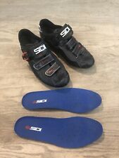 Sidi Genius Size 44.5 Road Bike Shoes