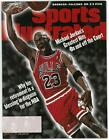 Michael Jordan Chicago Bulls January 25, 1999 Sports Illustrated Magazine US#411