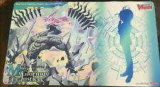 Cardfight!! Vanguard  My Glorious Justice CASE PLAY MAT Blue Storm Supreme