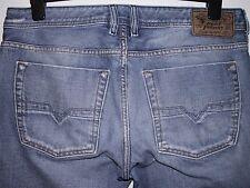 Diesel zatiny bootcut jeans wash 0071J W34 L30 (a2270)