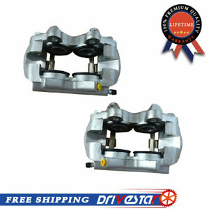 Set :2 Completely Front LH and RH Disc Brake Caliper for 1967 Ford Mercury