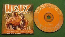 Crazy Gods Of Endless Noise Heavy Planet inc Jugfill / Cool Propaganda + CD