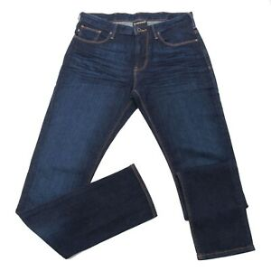 0842AE jeans uomo EMPORIO ARMANI blue denim pantalone trouser man