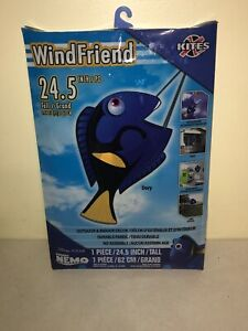 "NEW WindFriend Disney Finding Dory 24.5"" Tall Kite Windsock Nemo Pixar 0305A"