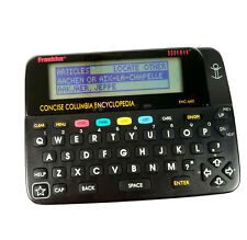 Franklin Concise Columbia Handheld Electronic Encyclopedia ENC-640