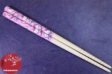 CHOPSTICKS BAGUETTES HELLO KITTY MADE IN JAPAN PALILLOS ESSSTÄBCHEN BACCHETTE