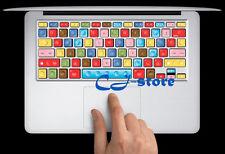 Building Block  Macbook Keyboard Stickers Macbook Air / Pro Decals Skin LGO