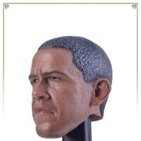 Custom 1/6 US President Barack Obama Headplay A-29 Head Sculpt 12'' Body Figure