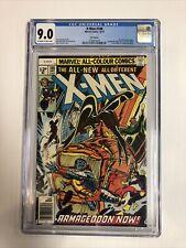 X-Men (1977) # 108 (CGC 9.0 OWTWP)   UK Edition Rarer