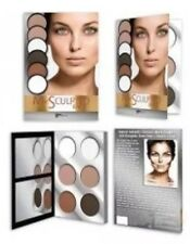 it Cosmetics MY SCULPTED FACE Powder Shadow Palette Full Size 6 Color BNIB
