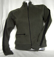 RETRO TRAININGSJACKE GIRL Paris  Olive/ black Jacke Gr.S von Sonar