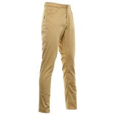 "Nike Flex 5 Pocket Men's Slim Fit Golf Pants - 36"" waist x 30"" leg in club gold"