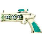 COSMIC SHOCK PHASER Photon Lights Blaster Laser Sound Ray gun Atomic Space Toy .