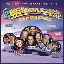 BÄÄÄRENSTARK!!! 2015 DIE ERSTE 3 CD NEU