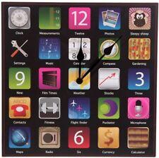 Bilderuhr Apps Design App Uhr Wanduhr smartphone