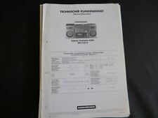 Original Service Manual  Nordmende STEREO PORTABLE 4584