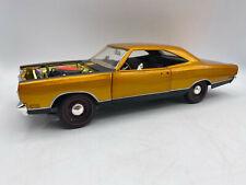 Ertl Custom 1969 Plymouth GTX 1/18 Scale Diecast American Muscle
