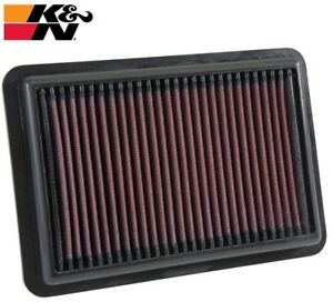 K&N 33-5050 AIR FILTER suits HYUNDAI i30 & elantra PD | 2017, 2018 [28113-F2000]