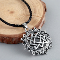 Viking Compass Jewelry, Protection Celtic Talisman, Raven Charm, Nordic pagan