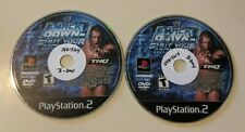WWE SmackDown Shut Your Mouth GAME ONLY for Playstation 2 PS2 system  S4613214