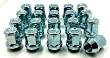 20 x ALLOY WHEEL NUTS FOR FORD RANGER M12X1.5 SILVER LUGS STUDS BOLTS SETS  [4]