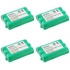 4 Rechargeable Cordless Phone Battery for AT&T 1231 2231 2419 2420 E1215 E1225