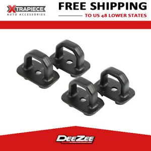 DeeZee Truck Bed Tie Downs Anchor Point for 07-18 Chevy Silverado / GMC Sierra