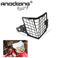 Headlight Protector Grille Guard Cover For HONDA CRF250L CRF250M CRF 250 L 12-17