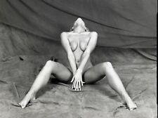 E472 Original 645cm Negative Gorgeous Pin Up Fine Art Nude Artistic (Read Desc)