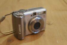 CANON Powershot A560 PC1229 owerShot A560 7.1MP Digital Camera 4x Optical Zoom