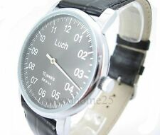 Men's Mechanical (Hand-winding) Wristwatches with 15 Jewels