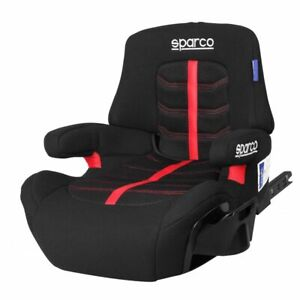 Sparco Italy SK900i ISOFIX Child Booster Seat (22-36 kg, 6-12 years) NEW 2020