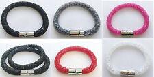 Unbranded Crystal Costume Bracelets without Metal