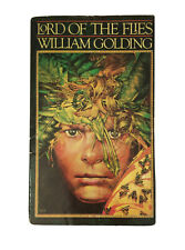 Lord of the Flies William Golding, 95th Printing Paperback Vintage - VG 2003