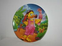 1996 McDonalds Birdie the Early Bird Collectible Plastic Plate Never Used