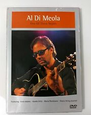 Video DVD - AL DI MEOLA - One of These Nights - Very Good (VG) WORLDWIDE