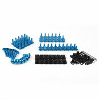 Complete Fairing Bolts Screws Fasteners Kit For Kawasaki Ninja 250R 300 650 B A0