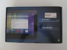 Ematic XL Multi-Touch Genesis Prime 10-inch Android 4.1 Jellybean 4GB Tablet, Bl